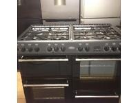 Black Belling Range cooker