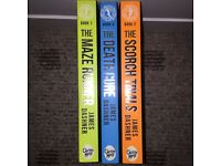 Maze Runner (set of 3)