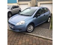 *** FIAT PUNTO 1.2 ACTIVE, 3 DOOR HATCHBACK, 8 MONTHS MOT***