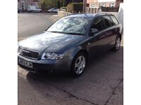 2003/53 Audi A4 2.0 fsi estate with full history
