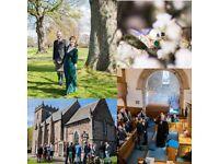 Wedding/engagement photographer starting at £150