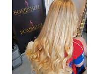BOMBSHELL HAIR EXTENSIONS AND TRAINING ACADEMY