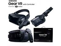 Samsung Gear VR Glasses SM-R325 by Oculus + wireless controller 2017 Edition