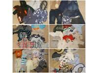 Baby boy bundle of clothes 3-6