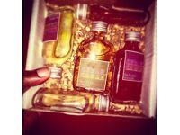 We'll make you a free bespoke fragrance.