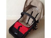 BUGABOO CAMELEON - Colour Red and Beige