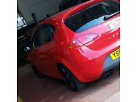 Seat leon fr 2litre tfsi low mileage not golf