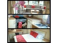 Static Caravan For Sale - 2017 Site Fees Included - Huge Bedroom