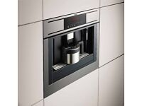 AEG PE4511M Built-in Stainless Steel Touch Control Coffee Maker Espresso Machine