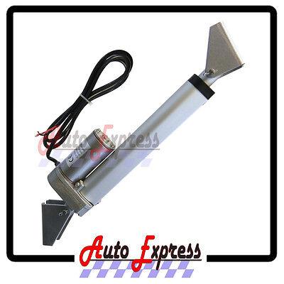 Heavy Duty 24 Linear Actuator W Brackets Stroke 12 Volt Dc 200 Pound Max Lift