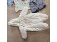 Clothes bundle baby boy age 6-12months