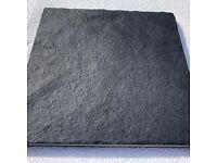 Black Limestone Paving Slabs| Mixed(4) Size Pack-17.72 M2|£17.9/M2|