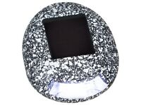 Solar Pebble Ground Light
