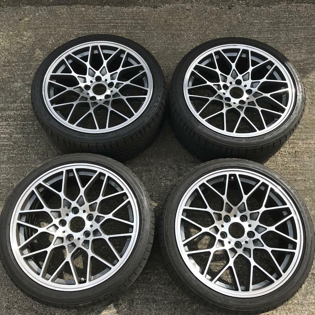 Bmw 666m Style Competition Pack M3 M4 19 Inch Alloys With
