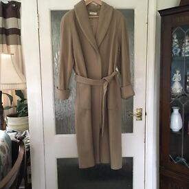 Camel Coat Ladies