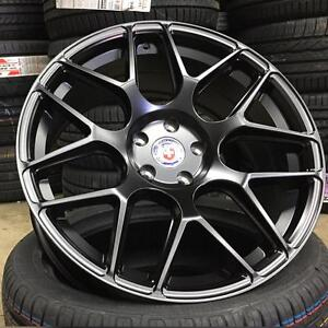 19x8.5 5x112 +35 Rims for Audi VW Benz (4 New Rims 820 + Tax ) @Zracing 905 673 2828