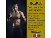 Get fit, lose weight and learn a new skill with Fitness PT and Boxing coach Tony London & Surrey