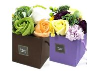 Luxury Soap flower bouquets