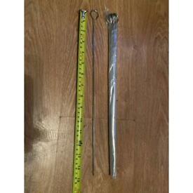 Metal Skewers 15 inch
