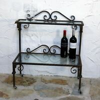 Mueble Bar De Forja -  - ebay.es