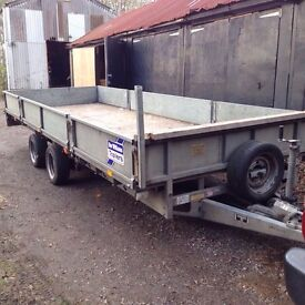 Trailer Ifor Williams LM186