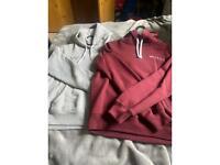 Jack wills hoodie set