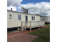 Immaculate static caravan close to the Solway Coast
