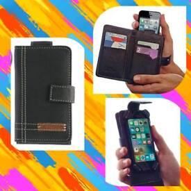 Luxury phone wallet