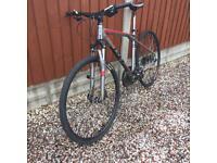 Gt hybrid bike not carrera Not Voodoo Not specialised not giant not trek