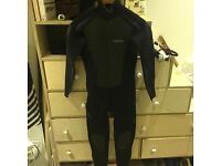 Gul summer wetsuit M/L 3/2