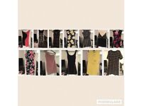 Women's clothes - new with tags or worn once