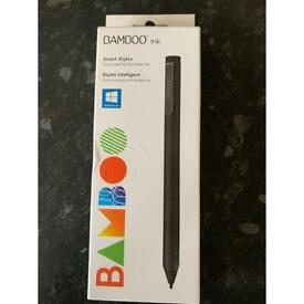 Wacom Bamboo Ink Smart Stylus in Black, Optimised for Windows