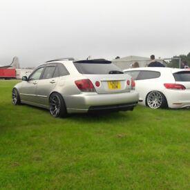 *RARE* Lexus IS200 SportCross - Modified/Stance/Static/Showcar