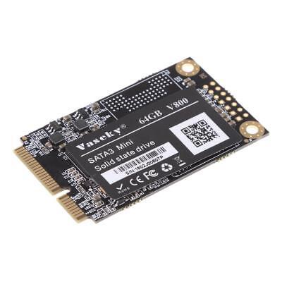 Hallo Geschwindigkeit 64G Solid State Drive SSD MSATA für Laptop Notebook ()