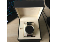 Huawei W1 Smart Watch - Leather Strap - Perfect Condition