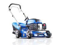 Brand new Hyundai lawn mower