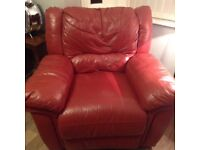 FREE settee and armchair
