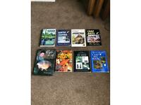 Carp fishing (bundle of books)