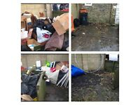 Rubbish clearance, Man with a Van service, Licensed waste carrier