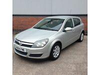 Vauxhall Astra 1.4 active 2005 54 reg