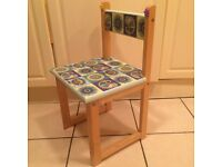 SOLID WOOD CHILD CHAIR