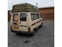 Motorhome that starts and drives.this can be used for a project or spares or parts