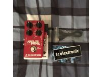 TC Electronic Hall of Fame reverb pedal for sale, near perfect condition