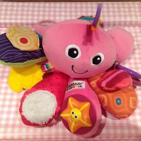 Baby soft toys bundle suitable from birth
