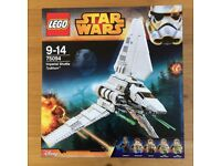 Lego imperial Shuttle Tydirium - Star Wars Millenium Falcon NEW SEALED 75094