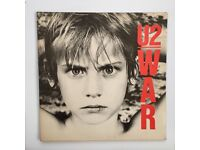 Original U2 War vinyl LP album UK ILPS9733 ISLAND 1983