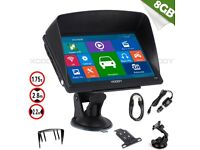 """XGODY 7"""" SAT NAV for Truck with carry case"""