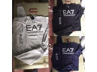Ea7 full tracksuits all sizes 3colours