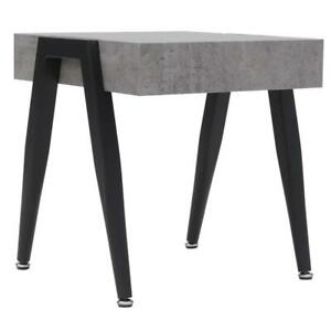 Cemented End  Table Sale-WO 7550 (BD-2588)