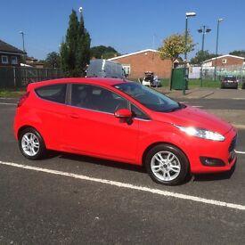 Ford Fiesta 1.0 EcoBoost Zetec Start/Stop